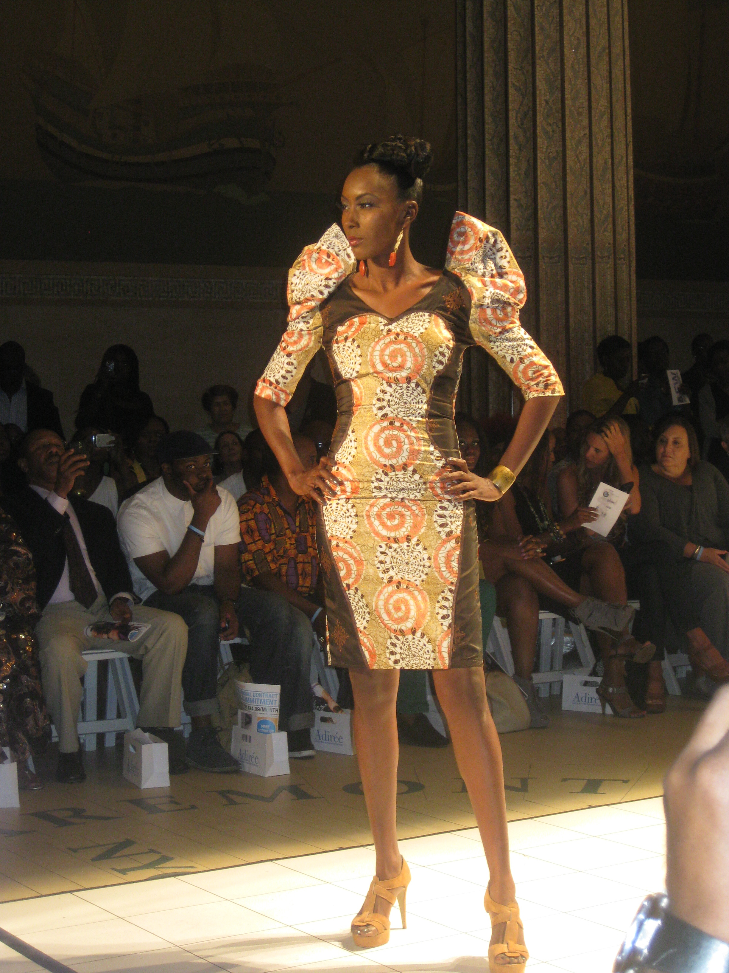Africa fashion week new york style vibes Contemporary fashion designers