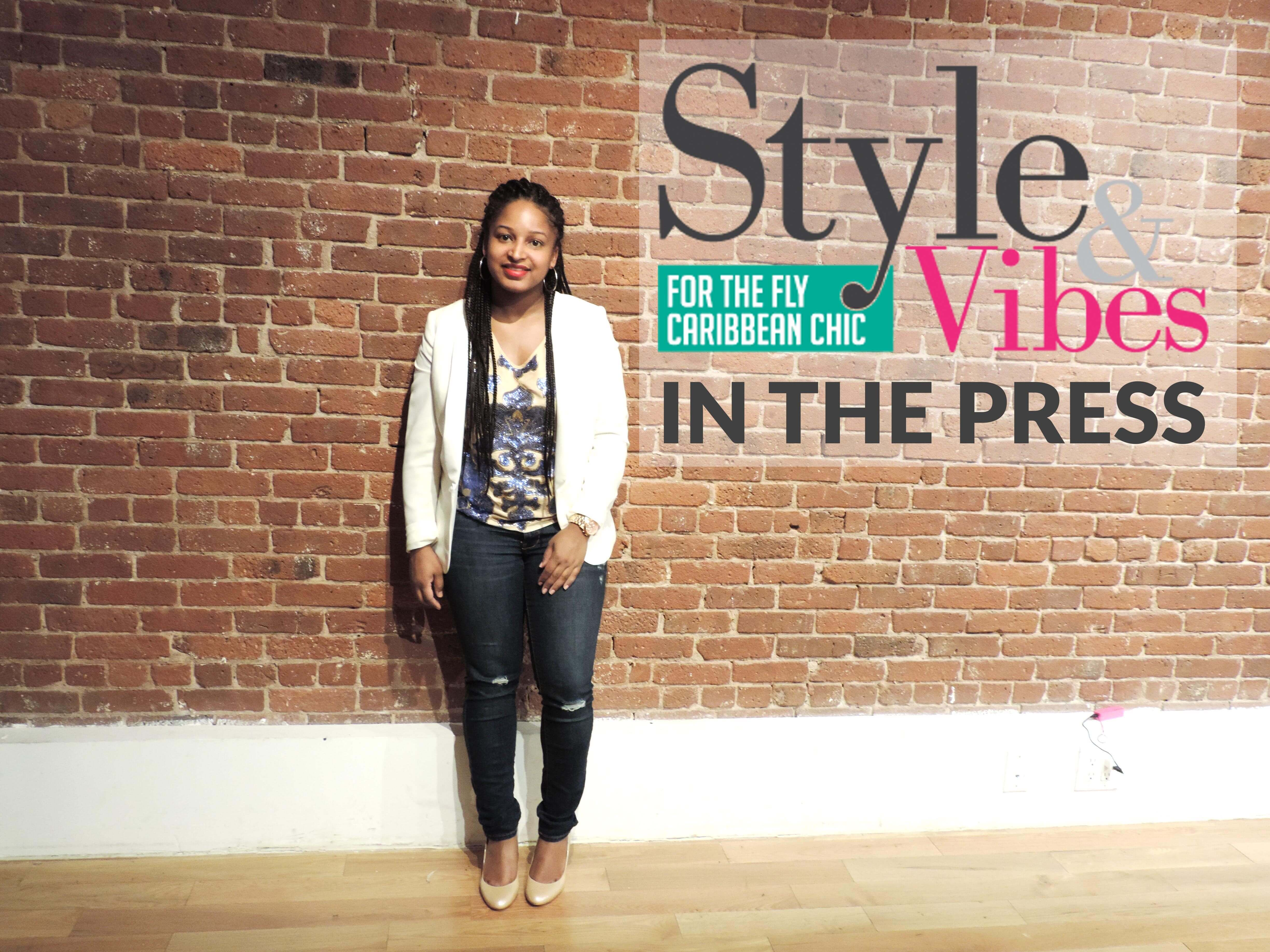 Style and vibes in the press