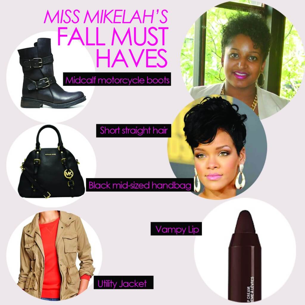 Miss Mikelahs Fall Must Haves
