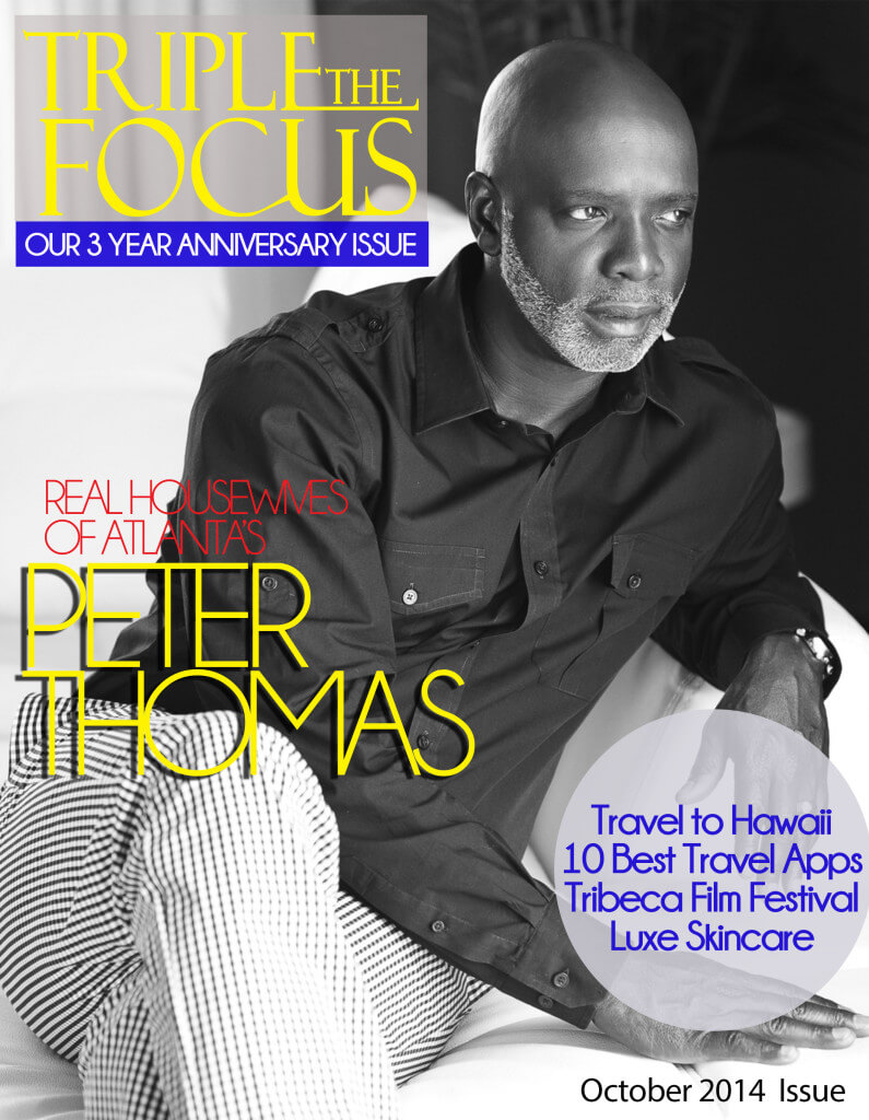 Triple the Focus Oct 2014 Peter Thomas