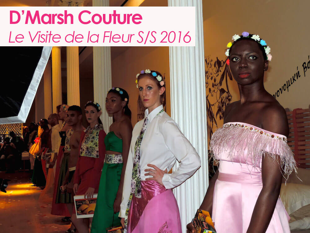 DMarsh Couture NYFW SS 2016 3