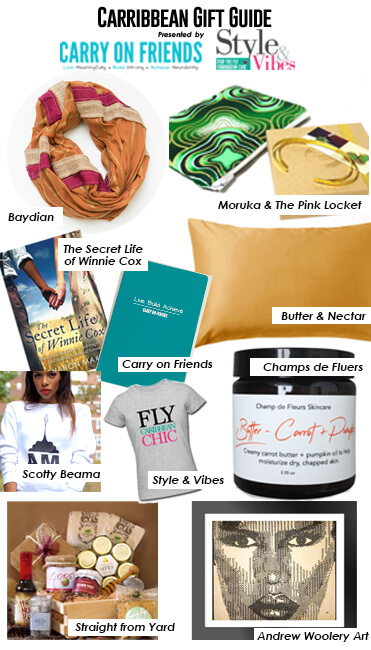 Caribbean Holiday Gift Guide