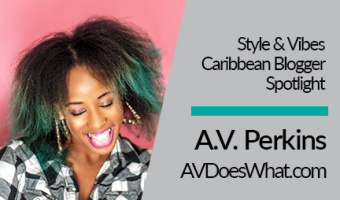 Caribbean Blogger Spotlight: A.V. Does What?