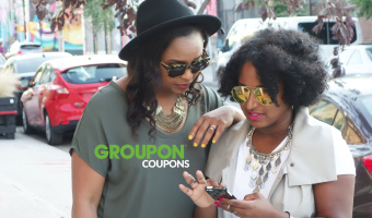 Everyday Deals with Groupon Coupon