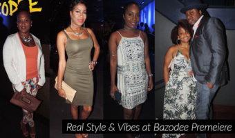 Real Style & Vibes at Bazodee Premiere