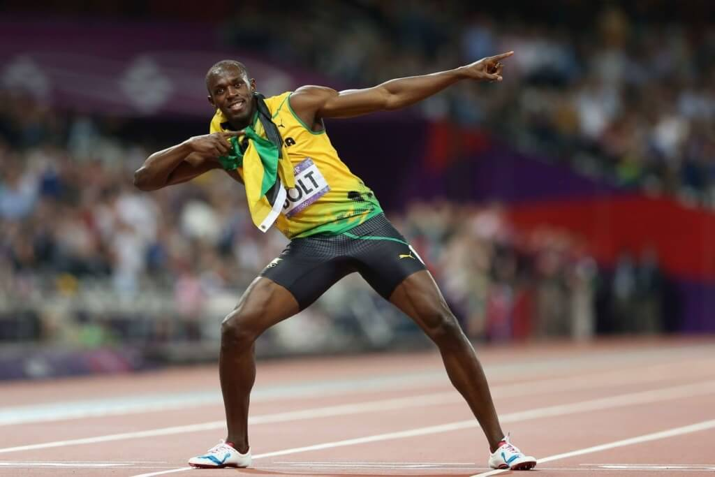 5 reasons usain bolt is a role model athlete style vibes