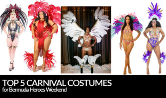 Top 5 Costumes for Bermuda Carnival