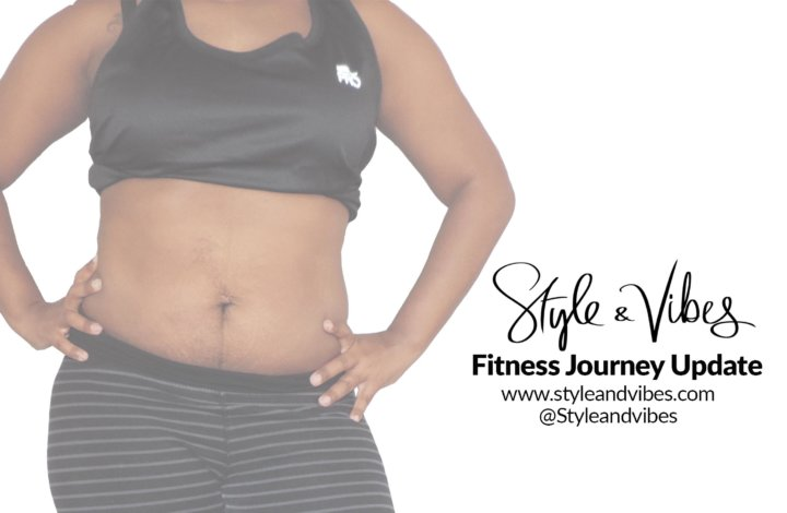 Fit Vibes: Fitness Journey Update