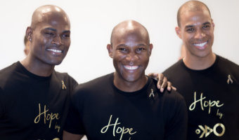 D'Marsh Partners With Top Jamaican Models for NYFW Men's Collection HOPE by KDO