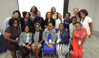 Caribfluencers at Blogalicious 9 Conference