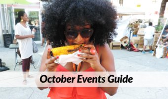 October Events Guide
