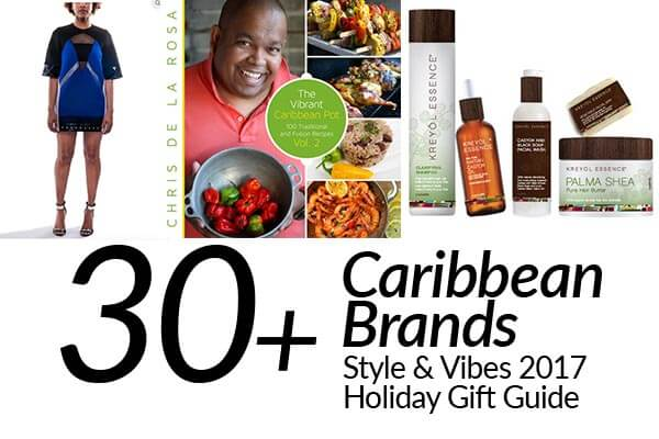 Caribbean Holiday Gift Guide 2017
