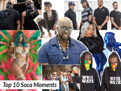 Style & Vibes' Top 10 Soca Moments